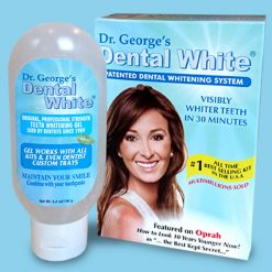 Dr Georges Dental White Kit