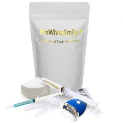 Pro White Smile Deluxe System With Plasma Light