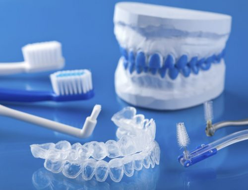 Teeth Whitening With Tray Based Systems