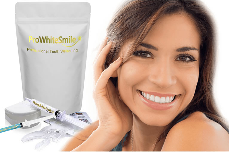how teeth whitening works