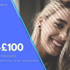 Teeth Whitening Gift Certificates