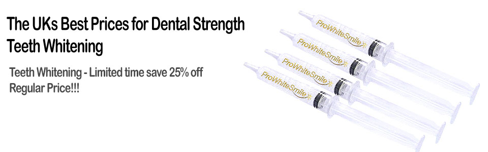 dental strength teeth whitening uk