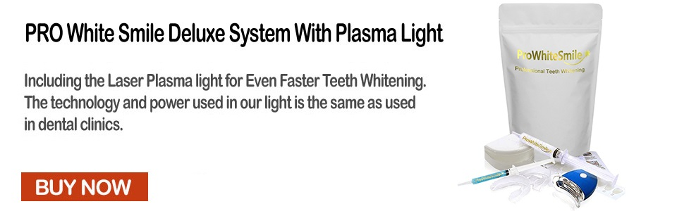 plasma lite faster teeth whitening