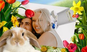 Teeth Whitening in time for Easter