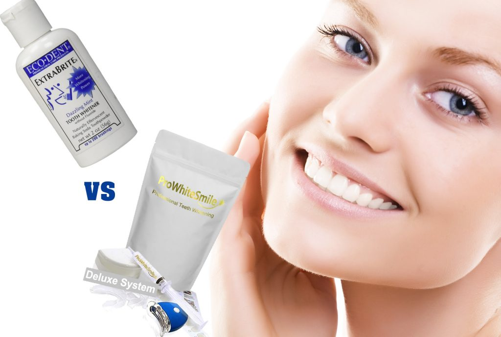 Eco-Dent Extra Brite Tooth Whitener Alternatives